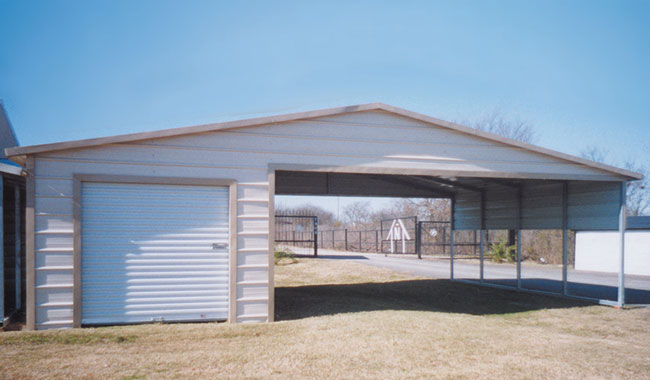A Frame Carport Roofing Photo 2 Tnt