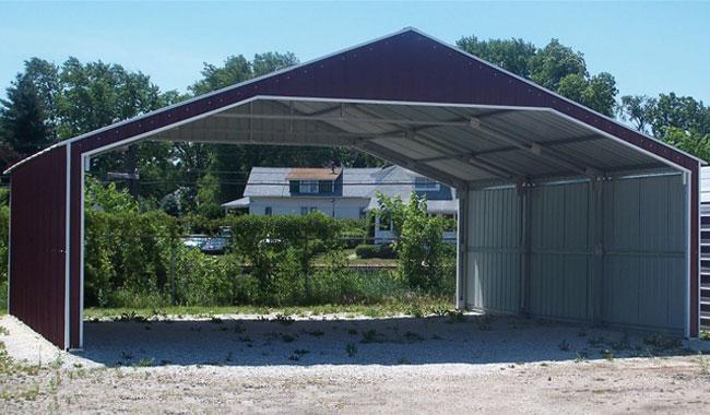 A Frame Carport Roofing Photo 9 Carports Com Tnt Metal