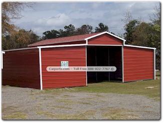 Horse Barns Tnt Metal Carports Garages