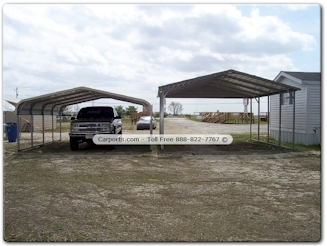 Regular Style Standard Carport