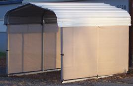 Carports.com Weather Blocker