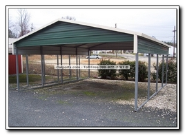 A Frame Carport Pictures