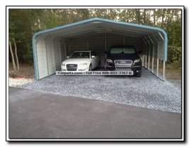Carport Construction Pictures